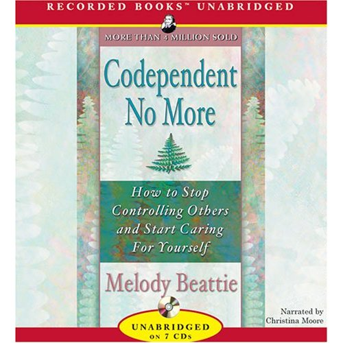 Co Dependent No More - CD set